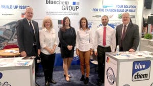 Team der bluechemGROUP auf der NADA Convention & Expo