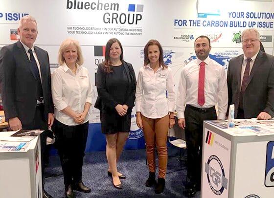 Team der bluechemGROUP auf der NADA Convention & Expo